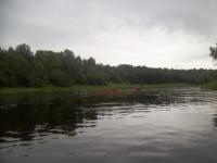 Сплав по реке Мста Новгродской областной организации ВОИ